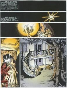 Extrait de Les jardins de la peur -2- Le retour de Lady Mongo