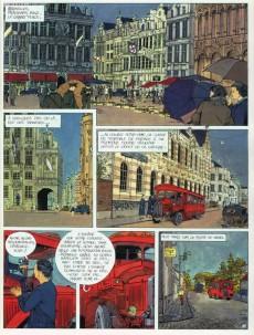 Extrait de Jaunes -2- Gérard le diable