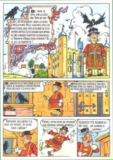 Extrait de Jérôme -25- Les corbeaux de la tour de Londres