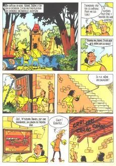 Extrait de Jérôme -30- La bombarde