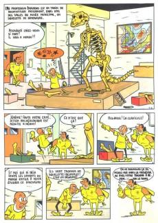 Extrait de Jérôme -40- La clavicule du dinosaure