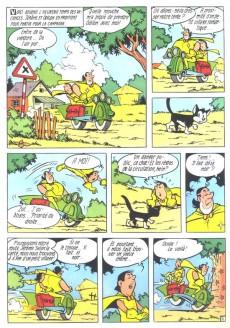 Extrait de Jérôme -54- Le chien noir et la sorcière