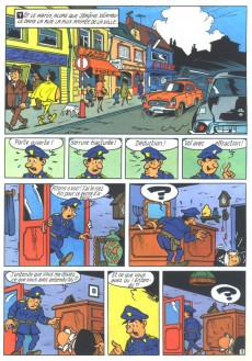 Extrait de Jérôme -66- Les pilleurs de banques
