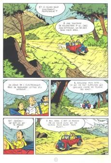 Extrait de Jérôme -82- Les chevaliers-brigands