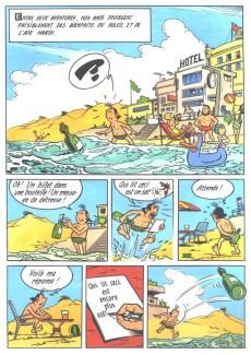 Extrait de Jérôme -90- Le Dieu dans l'île