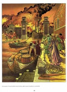 Extrait de Jhen (Les voyages de) -5- Venise