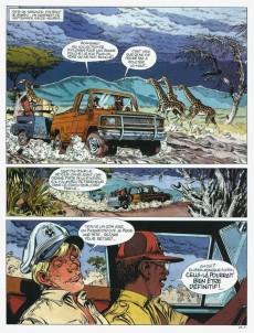 Extrait de Johnny Congo -1- La rivière écarlate