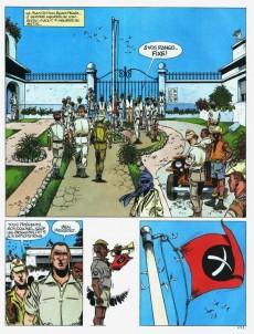 Extrait de Johnny Congo -2- La flèche des ténèbres