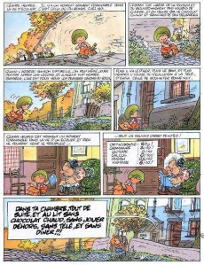 Extrait de Jojo (Geerts) -2- La fugue de Jojo