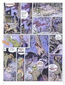 Extrait de Jonathan Cartland -3- Le fantôme de Wah-Kee