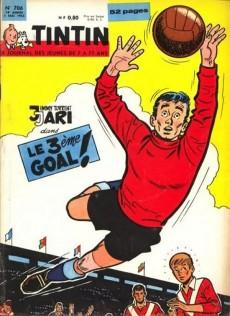 Extrait de (Recueil) Tintin (Album du journal - Édition française) -53- Tintin album du journal