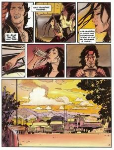 Extrait de Juan Solo -3- La Chair et la Gale
