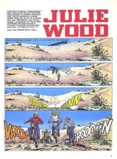 Extrait de Julie Wood -1- Une fille nommée Julie Wood