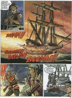 Extrait de Justin Hiriart -5- Le navire de Satan
