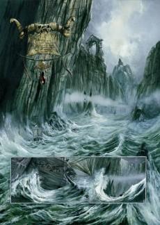 Extrait de Korrigans (Mosdi/Civiello) -4- Le seigneur du chaos