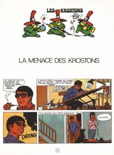 Extrait de Les krostons -0- La menace des Krostons