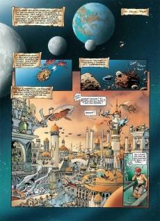 Extrait de Lanfeust des Étoiles -1- Un, deux... Troy