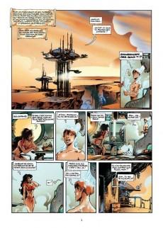 Extrait de Lanfeust des Étoiles -3- Les sables d'Abraxar
