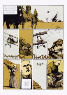 Extrait de Lawrence d'Arabie (Tarek/Horellou) -1- La révolte arabe