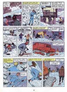 Extrait de Lefranc -3c1978- Le mystère Borg