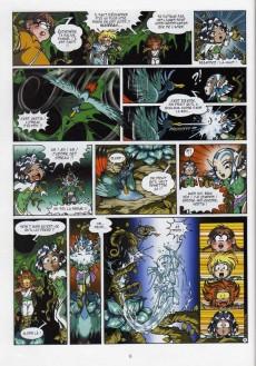 Extrait de Les légendaires -2- Le Gardien