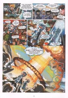 Extrait de Les légendaires -7- Aube et Crépuscule