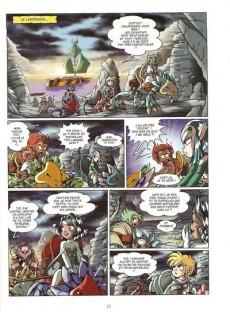 Extrait de Les légendaires -5- Cœur du passé