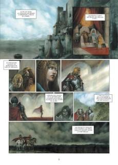 Extrait de Légendes de la Table Ronde -3- Le Chevalier noir