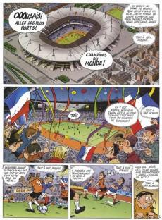 Extrait de Léo Loden -HS2- Leo Loden et Jules sauvent la coupe du monde