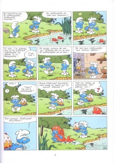 Extrait de Les schtroumpfs - Schtroumpferies -5- Schtroumpferies - 5