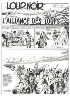 Extrait de Loup Noir (Taupinambour) -4- Tome 4