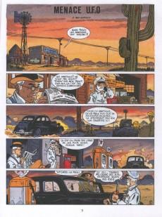 Extrait de Lou Smog -5- Menace UFO
