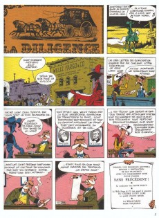 Extrait de Lucky Luke -32a69- La Diligence