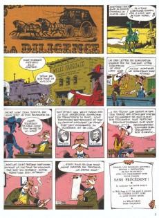 Extrait de Lucky Luke -32b73- La diligence