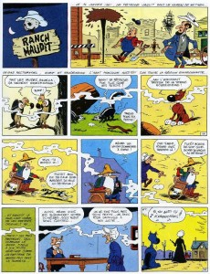 Extrait de Lucky Luke -56- Le ranch maudit