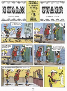 Extrait de Lucky Luke -64- Belle Starr
