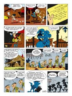 Extrait de Lucky Luke (Intégrale Dupuis/Dargaud) -8b09- Volume 8 - (1962-1963)