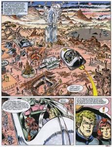Extrait de Luc Orient -16- Caragal