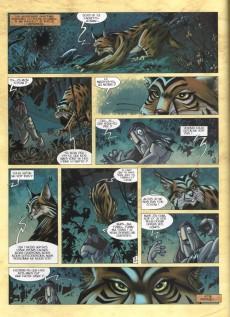 Extrait de Luuna -2Car- Le Crépuscule du Lynx