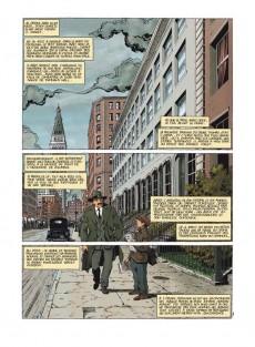 Extrait de Mafia story -2- La Folie du Hollandais {2/2}