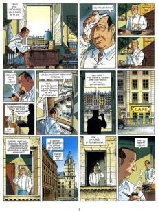 Extrait de Maigret -2- Maigret tend un piège