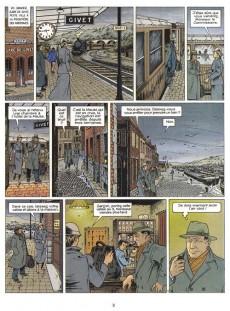 Extrait de Maigret -3- Maigret chez les Flamands