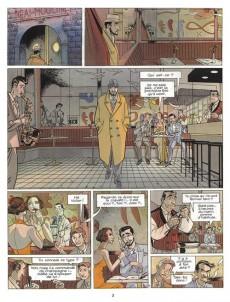Extrait de Maigret -4- Maigret et la danseuse du Gai Moulin