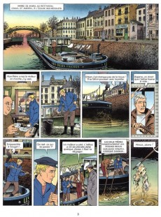 Extrait de Maigret -5- Maigret et le corps sans tête