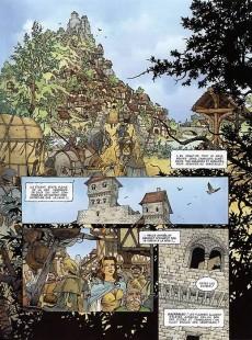 Extrait de Le roman de Malemort -2- La porte de l'oubli