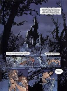 Extrait de Le roman de Malemort -3- Le don du sang