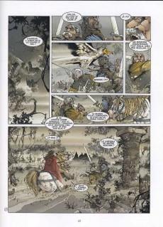 Extrait de Le roman de Malemort -5- ... S'envolent les chimères