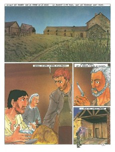 Extrait de La malvenue -1- Le marais maudit