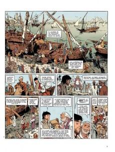 Extrait de Le marquis d'Anaon -5- La chambre de Khéops