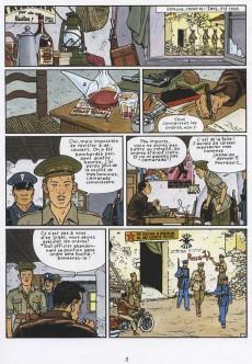 Extrait de Max Fridman (Les aventures de) -3- No Pasaràn